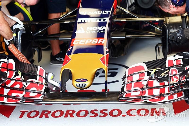 Toro Rosso's new F1 car homologated