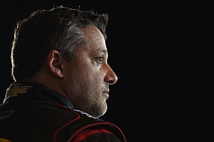 NASCAR Sprint Cup Breaking news Stewart will miss start of Sprint Cup season with fractured vertebra