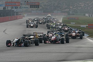 F3 Europe Breaking news Training course for FIA Formula 3 European Championship drivers in Paris