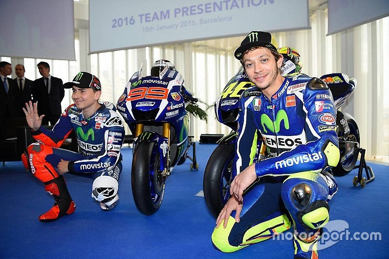 """Keeping Rossi and Lorenzo at Yamaha in 2017 """"tricky"""""""