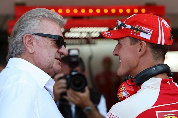 Fórmula 1 Últimas notícias Ex-empresário pede informações precisas sobre Schumacher