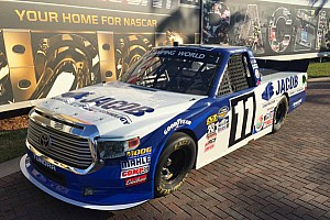 NASCAR Truck Interview Ben Kennedy loves getting his