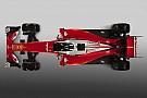 精彩图集: 法拉利的全新 SF16-H 赛车