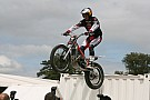 Other bike Motorcycle trials legend Dougie Lampkin visits India