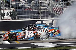 NASCAR Xfinity Rennbericht Xfinity: Kyle Busch hakt Atlanta erfolgreich ab
