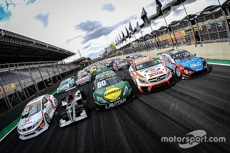 Engines on: Brazilian V8 Stock Car season about to start
