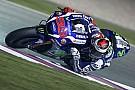 MotorGP卡塔尔测试: 罗西摔倒,罗伦佐最快