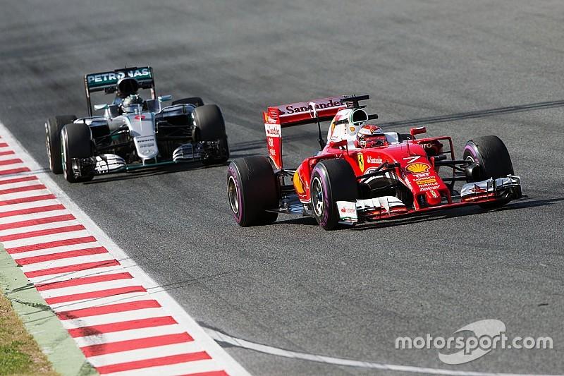 Nico Rosberg: Ferrari könnte vor Mercedes sein