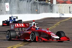 Indy Lights Résumé de course Serrallés et Rosenqvist, les boss de St. Pete