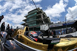 IndyCar Breaking news Schmidt says Vickers and Wilson remain Indy 500 candidates
