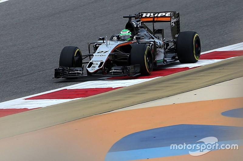 霍肯伯格:F1依旧