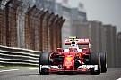 Grand Prix von China: Ferrari im 2. Freien Training vor Mercedes