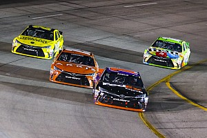 NASCAR Sprint Cup Preview Hamlin looking forward to