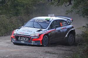 WRC 比赛报告 WRC阿根廷站:帕顿拿到自己首个WRC分站冠军