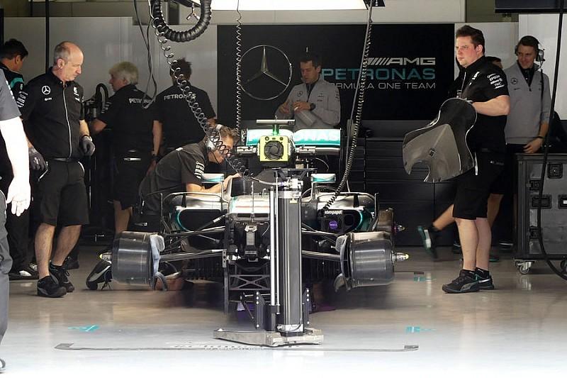 Mercedes: зміни механіків – зміни результатів?