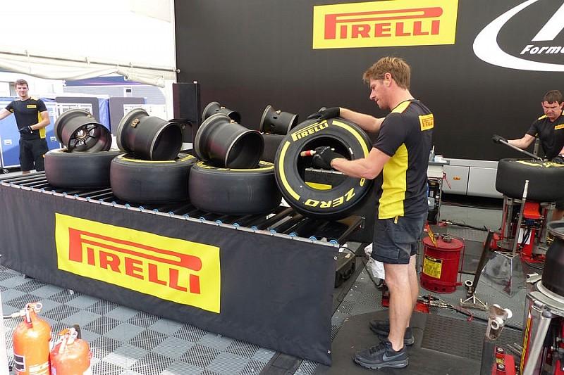 FIA підтвердила 25-денну тестову програму Pirelli