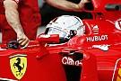 Себастьян Феттель протестує Ferrari і наступного тижня