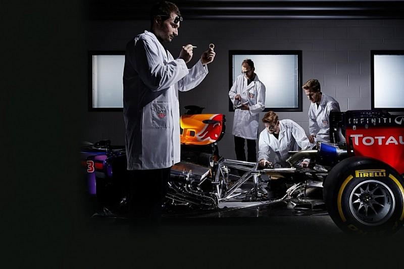 Red Bull отримає мотор TAG Heuer