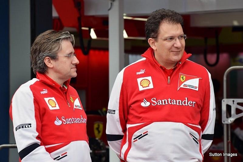 Ferrari уволила Фрая и Томбазиса