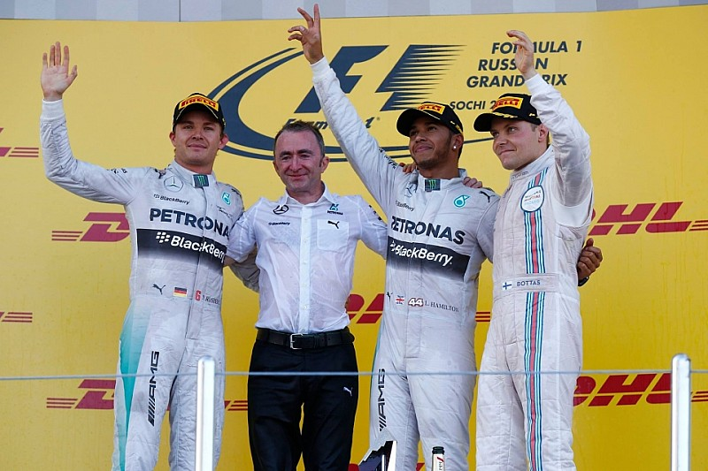 Гран При России: гонка