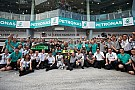 Pirelli о гонке в Малайзии