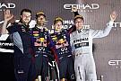 Гран При Абу-Даби: гонка