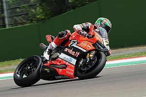 World Superbike Race report Imola WSBK: Davies sweeps weekend with dominant win