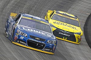 NASCAR Sprint Cup Analysis Dover stat analysis: Is Chevrolet's streak about to run out?