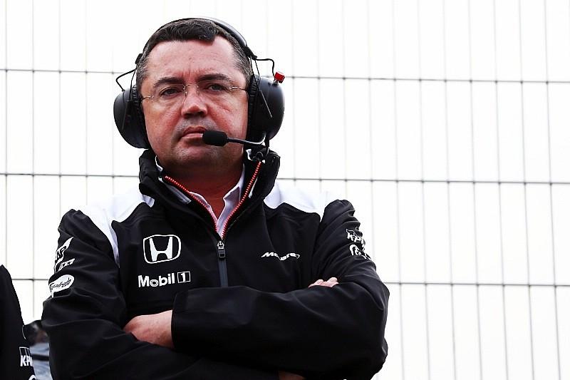 Булье: McLaren на початку «траєкторії зростання»