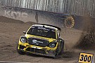 Global Rallycross Tanner Foust sweeps Red Bull Global Rallycross Phoenix
