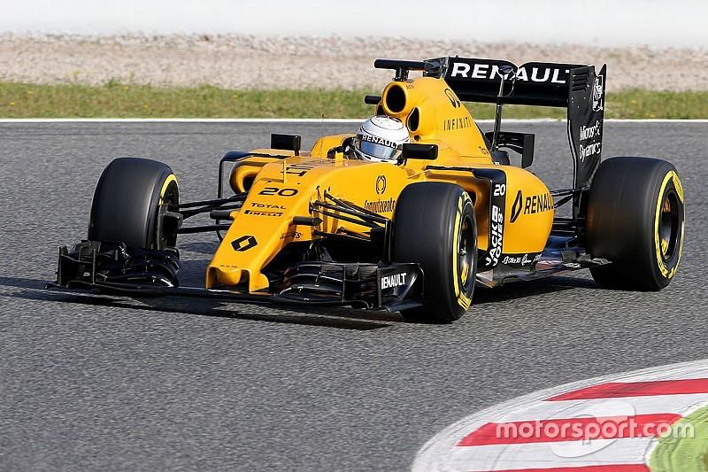 Магнуссен: оновлення двигуна Renault
