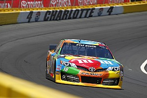 Stat analysis: Why Kyle Busch has Charlotte in his crosshairs
