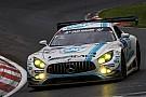Endurance Mercedes signe le quadruplé aux 24 Heures du Nürburgring