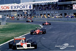 Formula 1 Special feature All the winners of the Canadian F1 Grand Prix
