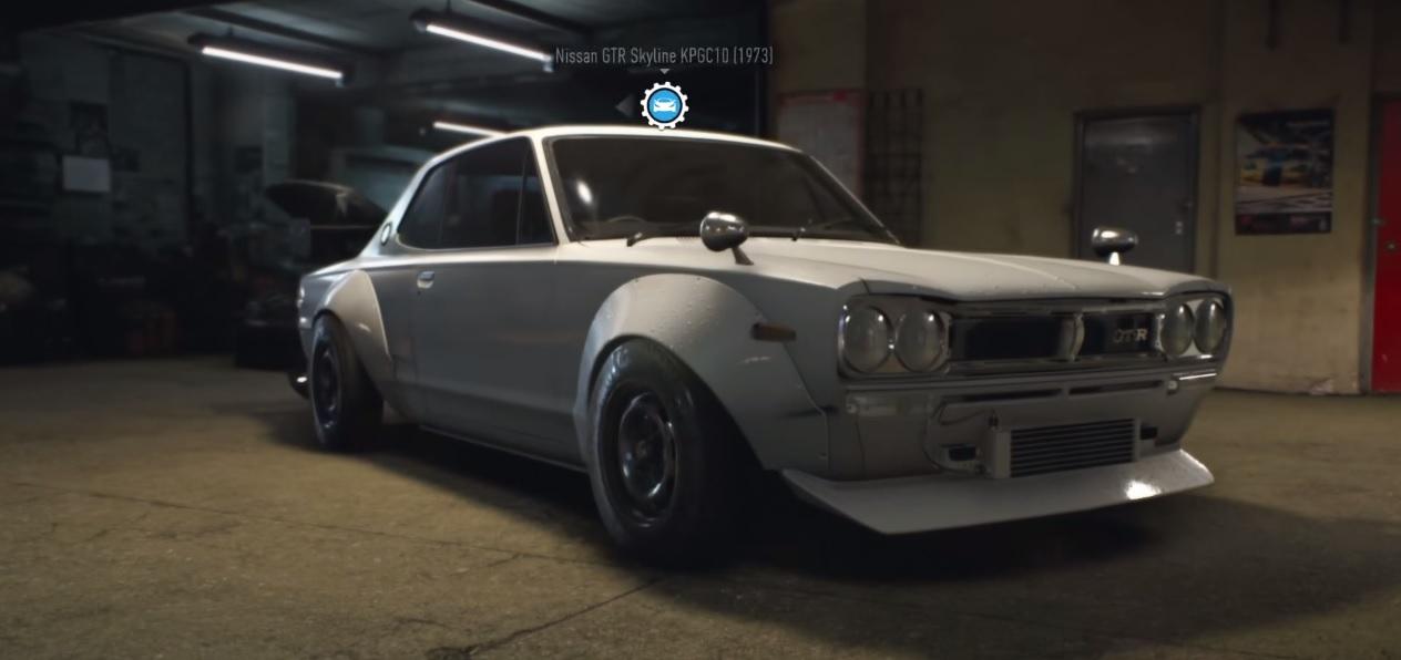 Need for Speed: Ilyen egy legendás Nissan Skyline felpöckölve a legújabb NFS-ben