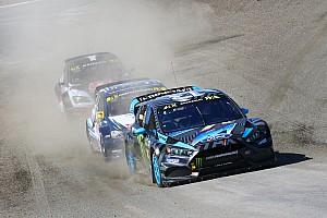 Ралі-Крос Репортаж з етапу WRX Норвегія: Баккеруд громить конкурентів