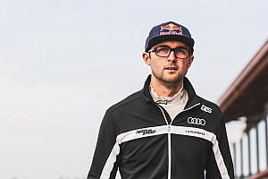 World Rallycross Breaking news Jordan to compete at Goodwood in Audi Rallycross car