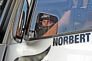 Kamion Eb BRÉKING Kiss Norbi még mindig nem hiszi el, hogy ilyen gyorsan futamot nyert az új csapattal