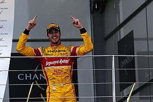 GP2 Rennbericht GP2 in Baku: Antonio Giovinazzi trotzt dem Chaos