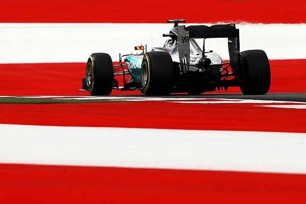 Formule 1 Analyse Pourquoi la F1 s'attend à des temps records sur le Red Bull Ring