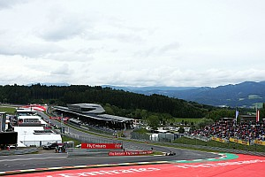 Red Bull Ring kerbs revamped for GP weekend
