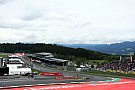Formula 1 Red Bull Ring kerbs revamped for GP weekend
