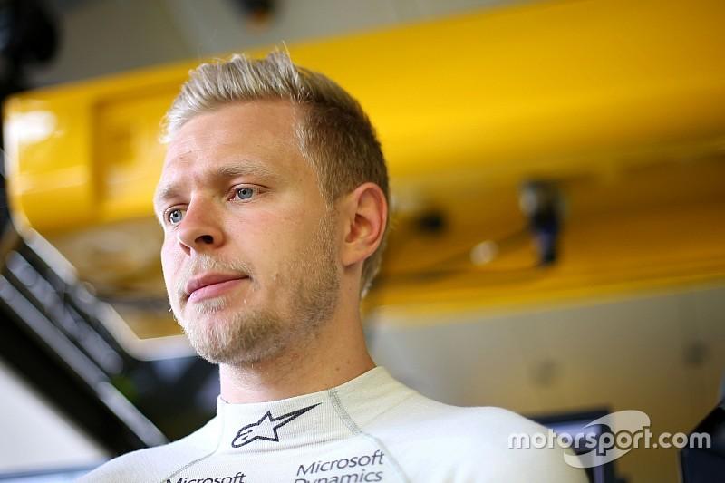 Магнуссен хоче, щоб Renault зосередились на 2017 році