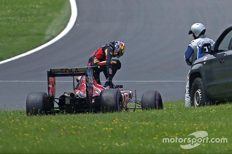 Sainz - Toro Rosso doit faire mieux en qualifications