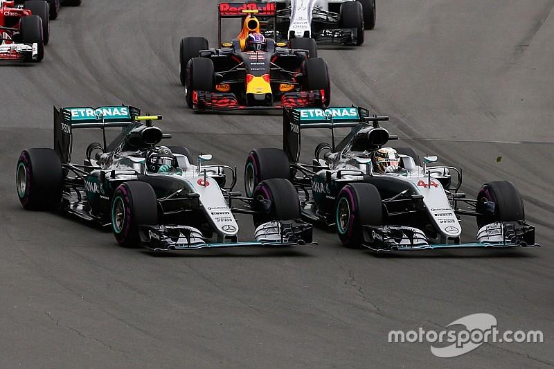 Mercedes va informer Rosberg et Hamilton de sa décision