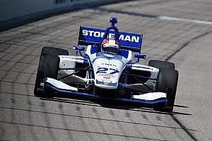 Indy Lights Reporte de prácticas Stoneman brilla en la práctica de Indy Lights