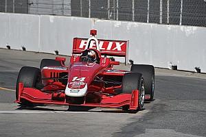 Indy Lights Reporte de calificación Santiago Urrutia saldrá tercero en Toronto