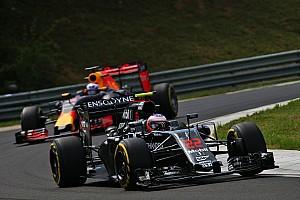 Формула 1 Новость Новый асфальт на Хунгароринге заставил Баттона чувствовать себя дилетантом