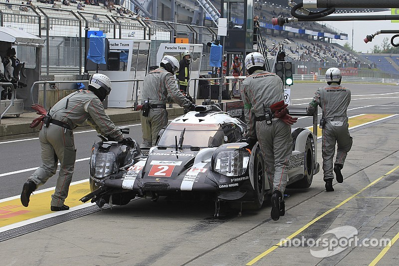 """Porsche hinter Audi: """"Wir nehmen dies als Herausforderung"""""""