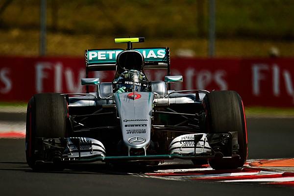 Fórmula 1 Últimas notícias FIA absolve Rosberg e piloto mantém pole na Hungria